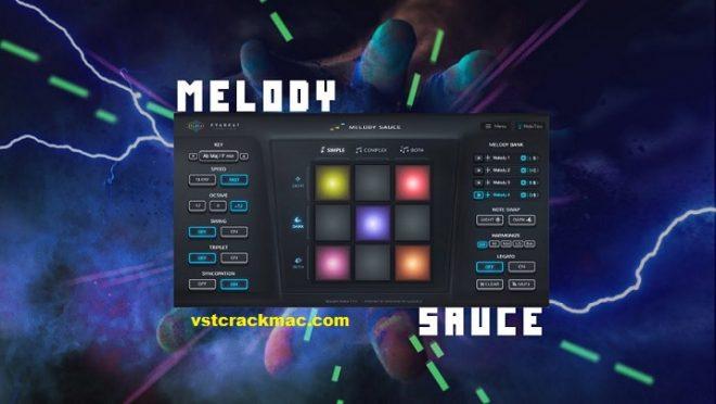Melody Sauce VST Crack Mac + Torrent Free Download