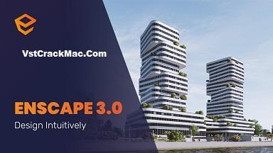 Enscape3D 3.0.0 Crack Sketchup + License Key (100% Works)