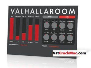 Valhalla Room v1.6.5 Crack + Mac Torrent (VST3) Free 2021