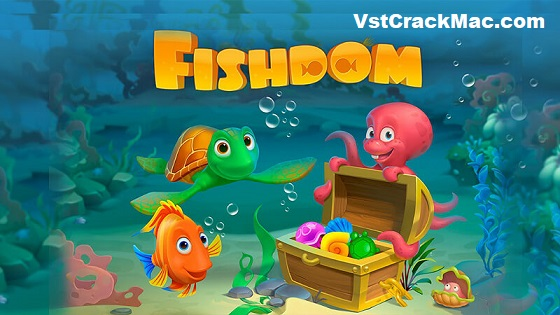 Fishdom Mod APK 5.7.3 Crack 2021 & Torrent (Mac) Download