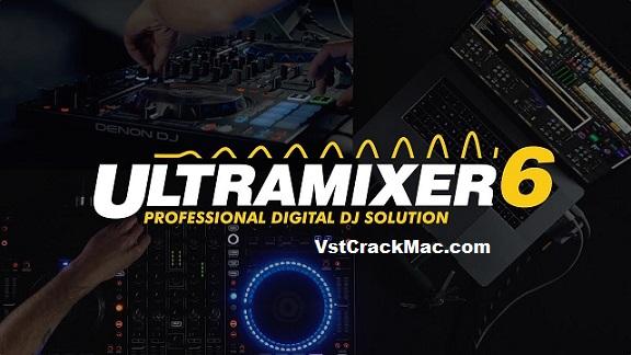 UltraMixer 6.2.10 Crack + Activation Key (Mac) Free Download