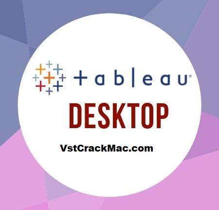 Tableau Desktop 2021.2.0 Crack Mac + Activation Key (Latest)