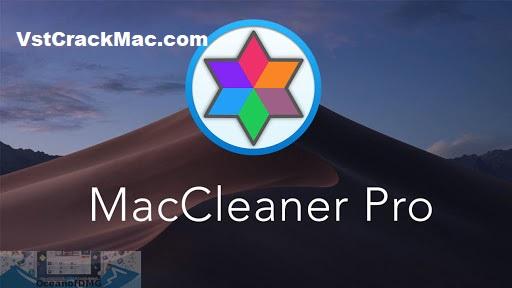 MacCleaner PRO 2.5 Crack + Activation Key (macOS) Free Download