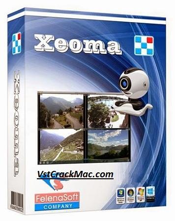 Xeoma 21.6.4 Crack + License Key 2021 Free Download