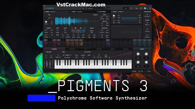 Arturia Pigments 3.1.0.1552 Crack + Torrent (Mac) VST Download
