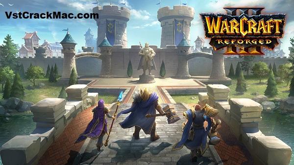 Warcraft 3 Crack v1.32.9 + Torrent (Patch) Download PC 2022