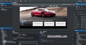 Bootstrap Studio 5.8.4 Crack + License Key Full Version Free (2021)