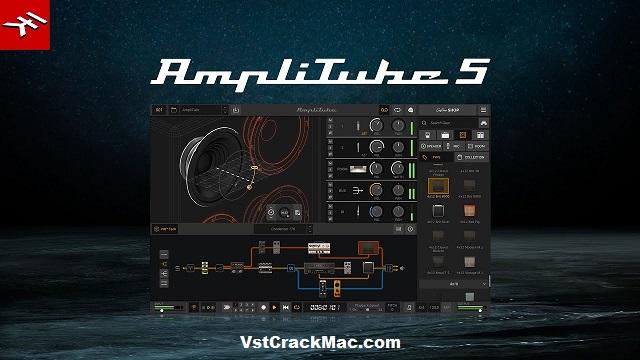 IK Multimedia Amplitube 5 Crack + Keygen [Win/Mac] 2022